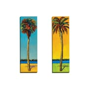 Portfolio Canvas Palms Up I by Dupre 2 Piece Painting Print on Wrapped Canvas Set
