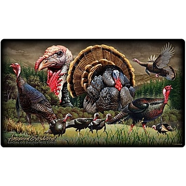 AmericanExpedition Turkey Cutting Board