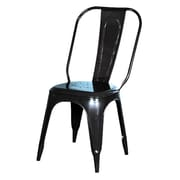 Fashion N You Industrial Tolix Side Chair