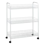 Metaltex 3 Tier Grande Utility Cart