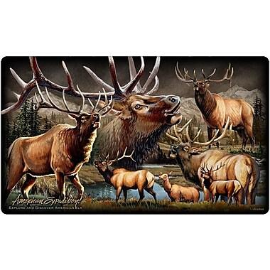 AmericanExpedition Elk Cutting Board