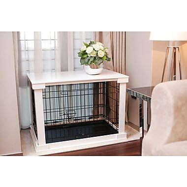 Merry Products Pet Crate End Table; Large