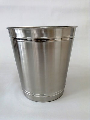 Fashion Home Sienna 3 Gallon Waste Basket