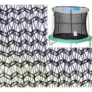 Jumpking 12' Trampoline Net Using 5 Poles