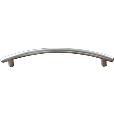 Richelieu 5 1/32'' Center Arch Pull; Matte Chrome