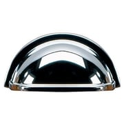 Richelieu 3'' Center Cup/Bin Pull; Chrome