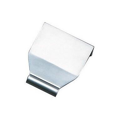Richelieu Finger Pull; Matte Chrome