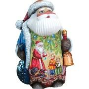 G Debrekht Masterpiece Toy Giver w/ Kids Figurine