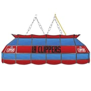 "Trademark Global® 40"" Tiffany Lamp, Los Angeles Clippers NBA"