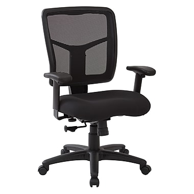 Office Star Worksmart Screen Back Managers Chair