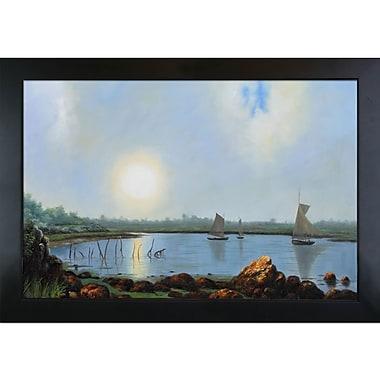 Tori Home Heade York Harbor Coast of Maine Canvas Art