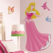 Room Mates Licensed Designs Sleeping Beauty Giant 3D Wall Decal