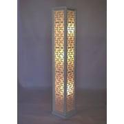 CaliforniaLighting 49'' Column Floor Lamp