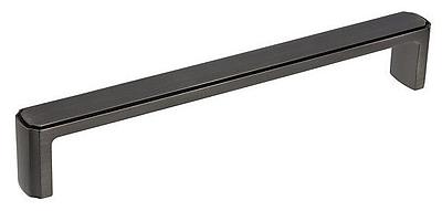Richelieu 7 3/5'' Center Bar Pull; Antique Nickel