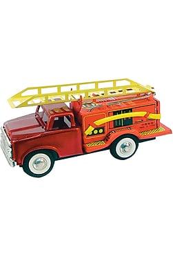 Alexander Taron Tin Fire Truck Toy WYF078277956575