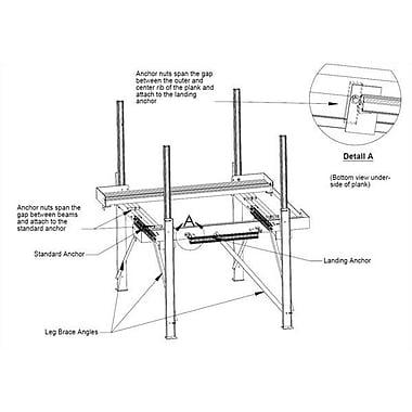 Prairie View Industries Long Leg Support / Ramp