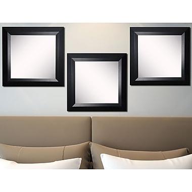 Rayne Mirrors Ava Angle Wall Mirror (Set of 3)