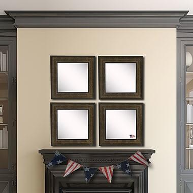 Rayne Mirrors Ava Superior Wall Mirror (Set of 4)