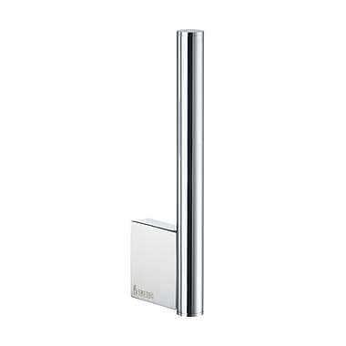 Smedbo Air Spare Wall Mounted Toilet Paper Holder in Polished Chrome
