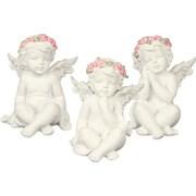 Angelstar 3 Piece Charming Trio Cherub Set