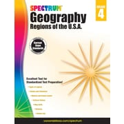 Spectrum Spectrum Geography Grade 4 Workbook (704659)