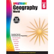 Spectrum Spectrum Geography Grade 6 Workbook (704661)