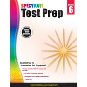 Spectrum Spectrum Test Prep Grade 6 Workbook (704686)