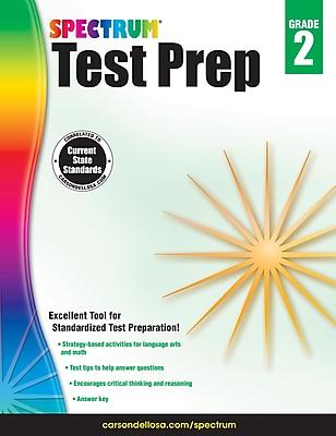 Spectrum Test Prep Grade 2 Workbook (704688)