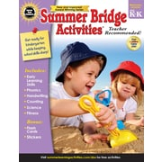 Summer Bridge Activities Summer Bridge Activities and Bridging Grades PK and K Workbook (704695)
