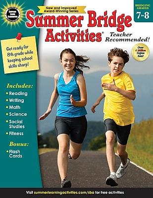 Summer Bridge Activity®, Grades 7- 8