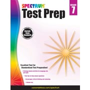 Spectrum Spectrum Test Prep Grade 7 Workbook (704869)