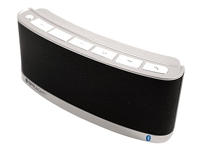 Spracht® Blunote2.0 WS-4014 Bluetooth Wireless Portable Speaker, Black