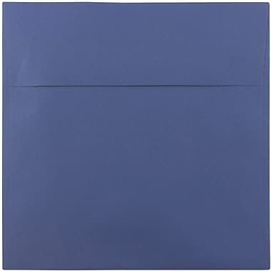 JAM Paper® 8.5 x 8.5 Square Envelopes, Presidential Blue, 25/pack (563916919)