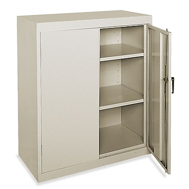 OfficeSource Deluxe Storage Cabinets Series, Counter Height Cabinet