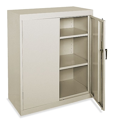 Superieur OfficeSource Deluxe Storage Cabinets Series, Counter Height Cabinet