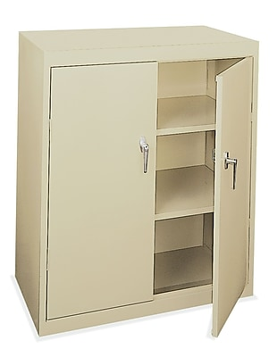 OfficeSource Budget Storage Cabinets Series, Counter Height Cabinet
