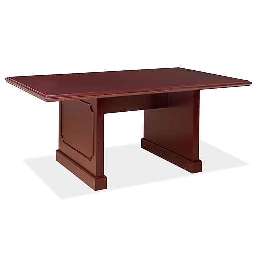 OfficeSource OS Traditional Rectangular Conference Table - Office source conference table