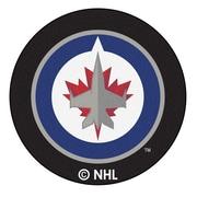 FANMATS NHL - Winnipeg Jets Puck Mat
