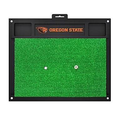 FANMATS NCAA Oregon State University Golf Hitting Mat