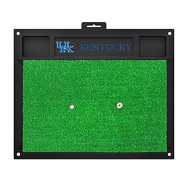 FANMATS NCAA University of Kentucky Golf Hitting Mat