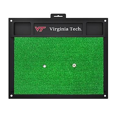 FANMATS NCAA Virginia Tech Golf Hitting Mat