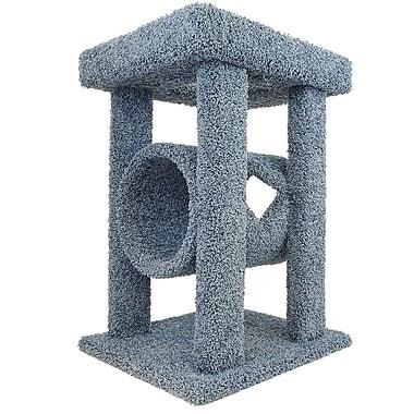 New Cat Condos 33'' Cat Perch; Blue