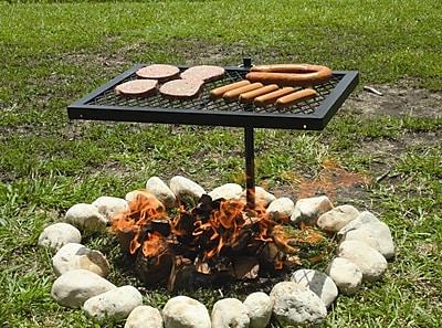Texsport Heavy Duty Swivel Camping Cookware