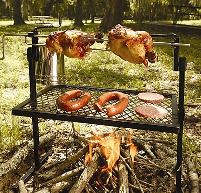 Texsport Rotisserie Grill and Spit Camping Cookware WYF078276697048