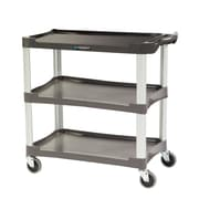 Lakeside Manufacturing Utility Cart; Charcoal