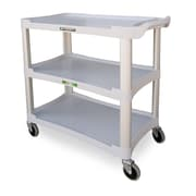Lakeside Manufacturing Utility Cart; Gray