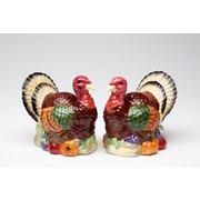 CosmosGifts Turkey Salt and Pepper Set
