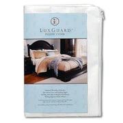 SleepSafeBedding LuxGuard Allergen, Bed Bug and Dust Mite Pillow Protection Zip Cover; Queen