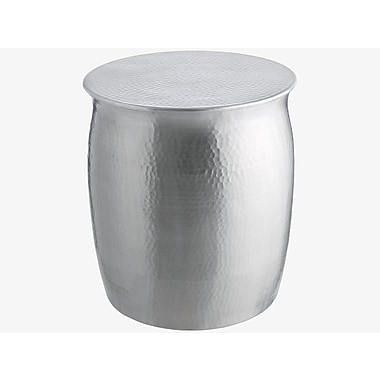 Fashion N You Hammered End Table