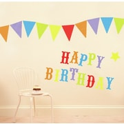 Fun To See Happy Birthday Party Wall Decal